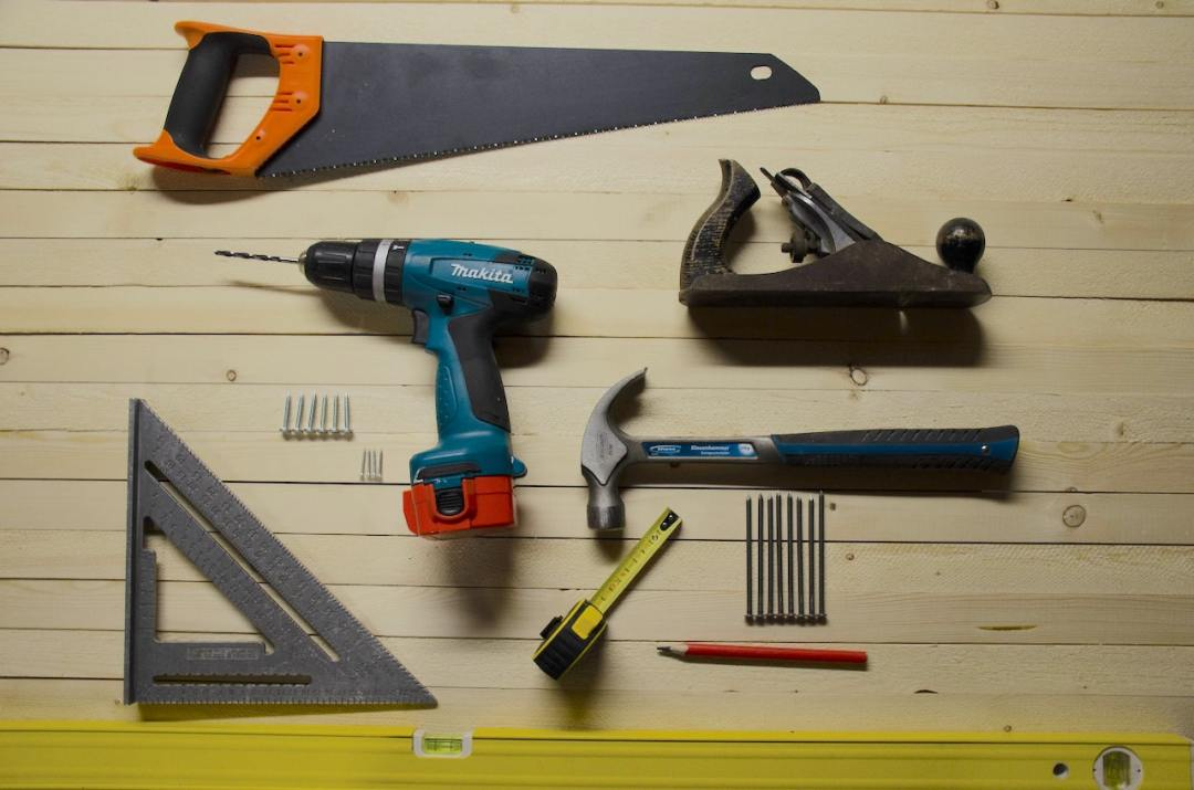 essential tools for a home renovation